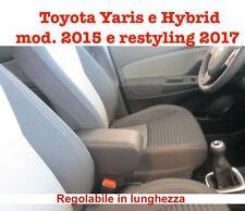 Bracciolo Toyota Yaris Hybrid  Armrest Accoudoir montaggio senza viti Plug in !!