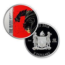 2016 Fiji 2 oz Proof Silver Batman: The Dark Knight Returns - SKU #104212