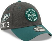 New Era 39Thirty Philadelphia Eagles Sideline Cap Hat Men's S/M flex fit 1933