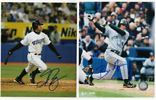 Toronto Blue Jays & Tampa Bay Rays signed autographed photo lot of 6! Authentic!