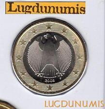 Allemagne 2008 1 Euro F Stuttgart BU FDC provenant coffret 55600 exemplaires