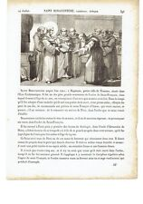 1825 Vite Santi: San Bonaventura da Bagnoregio Cardinale Vescovo di Albano
