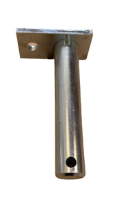 Benford Terex Single Drum Roller MBR71 Rear Wheel Pivot Pin 1527-134