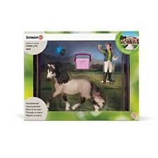 Schleich - Horse Care Set Andalusian NEW toy figure
