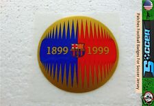 Barcelona FC Memorial Team logo Patches Football Badges For Socce