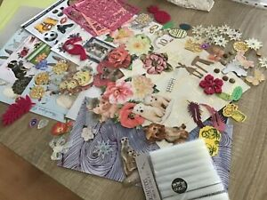 Hobbyauflösung Sticker Kartenaufleger Scrapbooking Karten basteln Jittenmeier