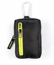 """NXE """"Astoria"""" Small Nylon Carry Case for Point & Shoot Cameras EEXPHCC501B New"""