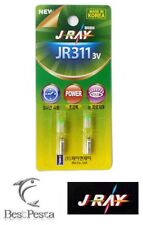 J-RAY - FISHING LED LIGHT JR311 - Ø3,0mm - GREEN - blister 2pz