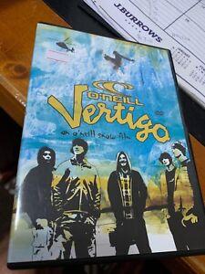 O'NEILL VERTIGO Snowboarding Dvd