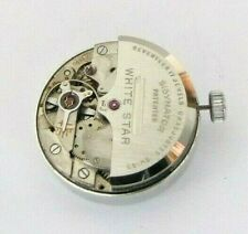 Felsa 390 automatic movement BIDYNATOR PATENTED with central sec. NOS SwissMade