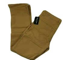 Request Premium Men's Vintage Gold Regular Slim Fit Jeans Choose Size