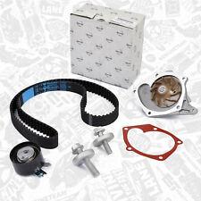 Original Renault Correa de Distribución Kit + Bomba Agua Clio Megane Kangoo 1,5