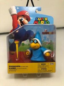 """Super Mario Magikoopa 2.5"""" Collectible Figure Jakks Pacific World Of Nintendo"""