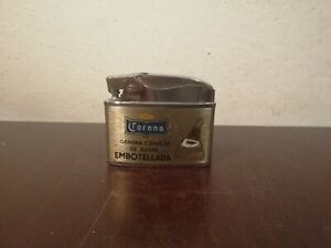 vintage Corona beer grupo modelo brewery penguin lighter advertising from 50's