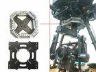 Upgraded wire damper mount for DJI M600, ZAX ref gopro