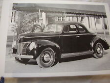1940 FORD BUSINESS COUPE   12 X 18  LARGE PICTURE  PHOTO