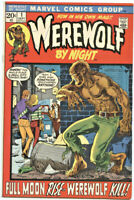 Marvel Comics: Werewof by Night #1 (1st Series)