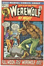 Marvel Comics: Werewof by Night #1 (1st Series)
