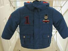 Boys Coat 18/24 months Thomas the Tank Engine Coat with hood