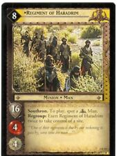 Lord Of The Rings CCG Card TTT 4.R244 Regiment Of Haradrim