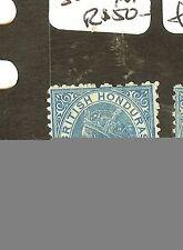 BRITISH HONDURAS (B0602BB) QV 1C  SG6  MNG