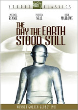 Day The Earth Stood Still 0024543050056 With Patricia Neal DVD Region 1