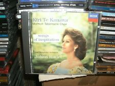 KIRI TE KANAWA,MORMON TABERNACLE CHOIR,Songs of Inspiration (1989)