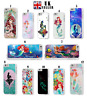 Disney The Little Mermaid Case for iPhone 4 5 5C 6 7 8 + iPod XR X XS XS Max