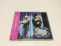 "LINDA RONSTADT ""For Sentimental Reasons"" JAPAN CD w/sticker-obi  32XD-500 FS"