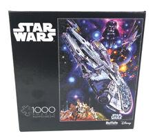 Disney Star Wars 1000 Piece Jigsaw Puzzle Buffalo Games NEW