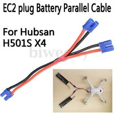 EC2 Plug Battery Parallel Cable Four-Axis Aircraft Parts For Hubsan H501S X4