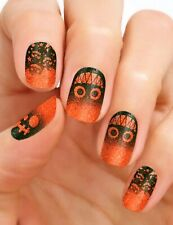 Pumpkin To Talk About 🎃🦄Color Street Nail Polish Strips Halloween Retired Set