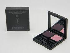 YSL Vibration Duo Eyeshadow # 39 Velvet Plum / Satin Pink 3,5g