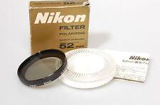 Nikon POLAR Filter ES 52mm +++TOP+++