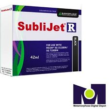 SUBLIJET - R SUBLIMATION INK  BLAK (K) CARTRIDGE FOR RICOH SG 3110DN