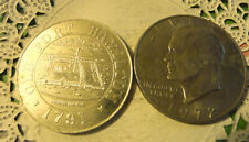 Commerative large/dollar size /heavy medal/Token /Fort Hamilton #265