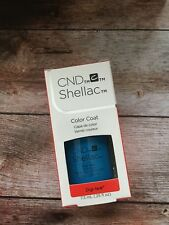 CND Shellac Digi-teal 100% Original Made in USA Kit Set Top