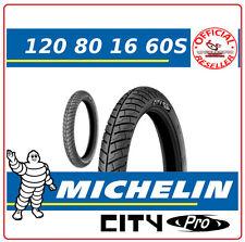 KYMCO Agility 4T R16 E3 125 2008-2015 HINTERREIFEN 120 80 16 CITY PRO 60S MICHEL
