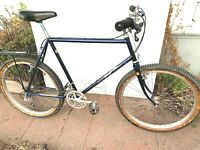 """1983 SPECIALIZED STUMPJUMPER 22"""" Mountain Bike Ritchey BullMoose Early MTB"""