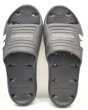 New Balance Float Slide Black Silver US Size Men 5 Wmn 7 FREE SHIPPING BRAND NEW