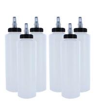 Meguiar's D9916 Dispenser Bottle - 16 oz. Capacity (6 Pack)