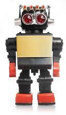 "Vintage 1980's SATURN 13"" GIANT WALKING ROBOT w/Box"