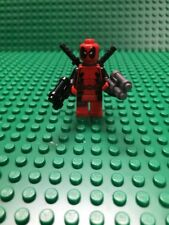 LEGO 6866 Deadpool Minifigure Official Lego