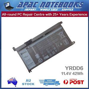 Genuine YRDD6 Battery for Inspiron 14 5480 5481 5482 5485 5488 5491 5493 5494