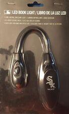 CHICAGO WHITE SOX LED BOOK LIGHT NEW SEALED MLB BASEBALL LONG LASTING