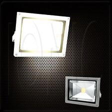 20W 120V LED Flood Light Outdoor Landscape Garden Lamp - Warm White Lighting