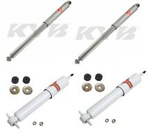 NEW Mitsubishi Montero 89-91 Front And Rear Shock Absorbers KIT KYB Gas-A-Just
