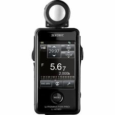 Sekonic Litemaster Pro L-478D Light Meter (CE Version) XK