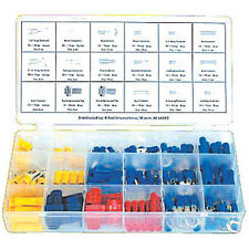 Electric Wire Solderless Terminal Kit- 157 Piece #00097
