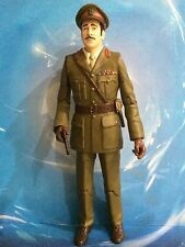 DOCTOR WHO FIGURE - BRIGADIER LETHBRIDGE STEWART with PISTOL - 3rd DR ERA